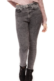 Dex Acid Washed Jeans - Front full body