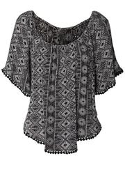 Dex Aztec Top - Product Mini Image