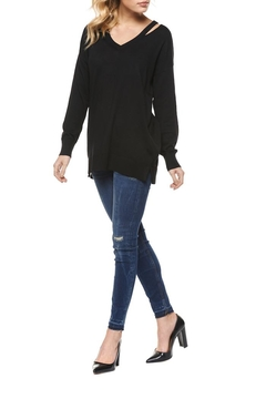 Shoptiques Product: Back In Black Sweater