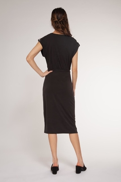 Dex Basic Black Dress - Alternate List Image