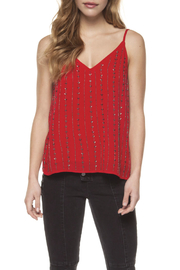 Dex Beaded Tank Top - Product Mini Image