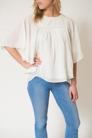 Dex Bell Sleeve Top - Product Mini Image