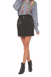 Dex Belted Mini Skirt - Front cropped