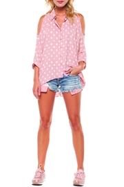Dex Boho Blouse - Front cropped