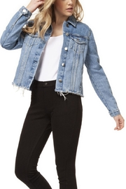 Dex Boyfriend Denim Jacket - Product Mini Image