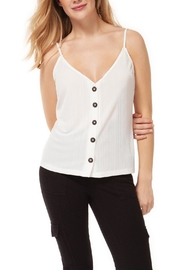 Dex Button Front Cami - Product Mini Image