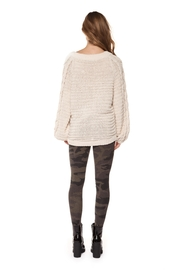 Dex Cable-Knit Sweater - Product Mini Image