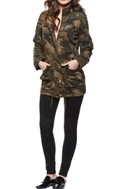 Dex Camo Cargo Jacket - Product Mini Image