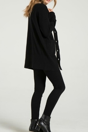 n : PHILANTHROPY Dex Cardigan Sweater - Back cropped