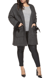 Dex Cardigan with Bows - Product Mini Image