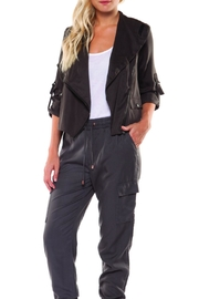 Dex Cargo Bomber Jacket - Product Mini Image