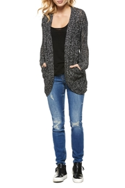 Dex Classic Scoop Cardigan - Product Mini Image