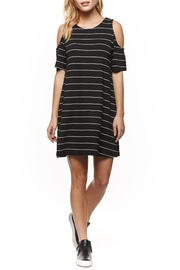 Dex Cold Shoulder Dress - Product Mini Image