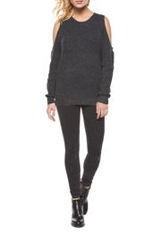 Dex Cold Shoulder Sweater - Product Mini Image