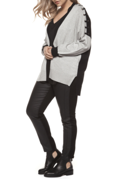 Dex Colorblock Cardigan - Product List Image