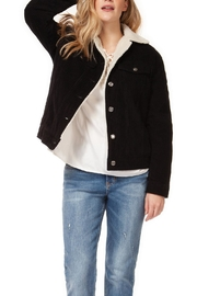 Dex Corduroy Sherpa Jacket - Product Mini Image