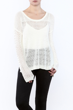 Shoptiques Product: Crisscross Sweater