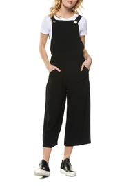 Dex Cropped Overalls - Product Mini Image