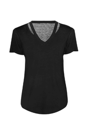 Dex Cut-Out Detail Tee - Front full body