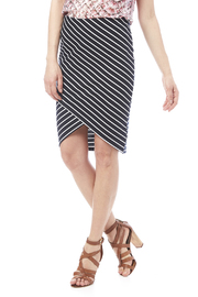 Dex Diagonal Skirt - Product Mini Image