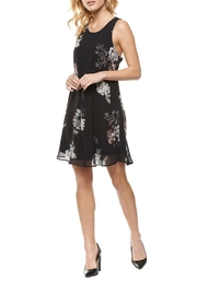 Dex Fall Florals Dress - Product Mini Image