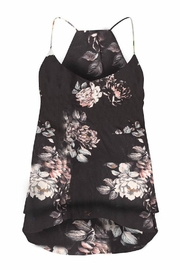 Dex Fall Florals Tank Top - Product Mini Image