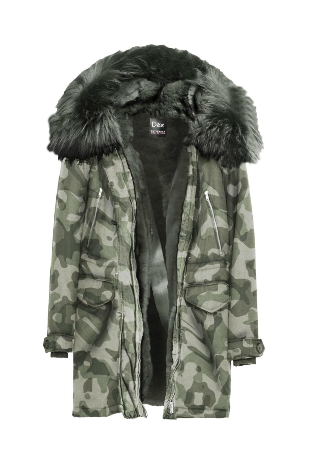 Dex Faux Fur Parka From New Jersey By Charlotte S Web