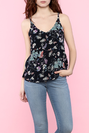 Dex Floral Cami Top - Product Mini Image