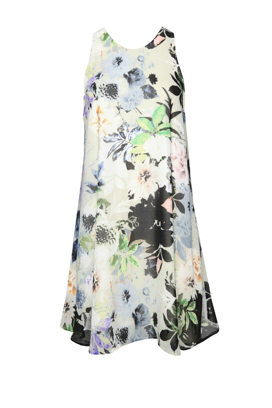 Dex Floral Dress - Main Image