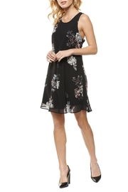 Dex Floral Dressy Dress - Front cropped