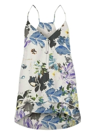 Dex Floral Layered Tunic - Product Mini Image