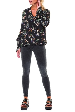 Dex Floral Print Blouse - Product List Image