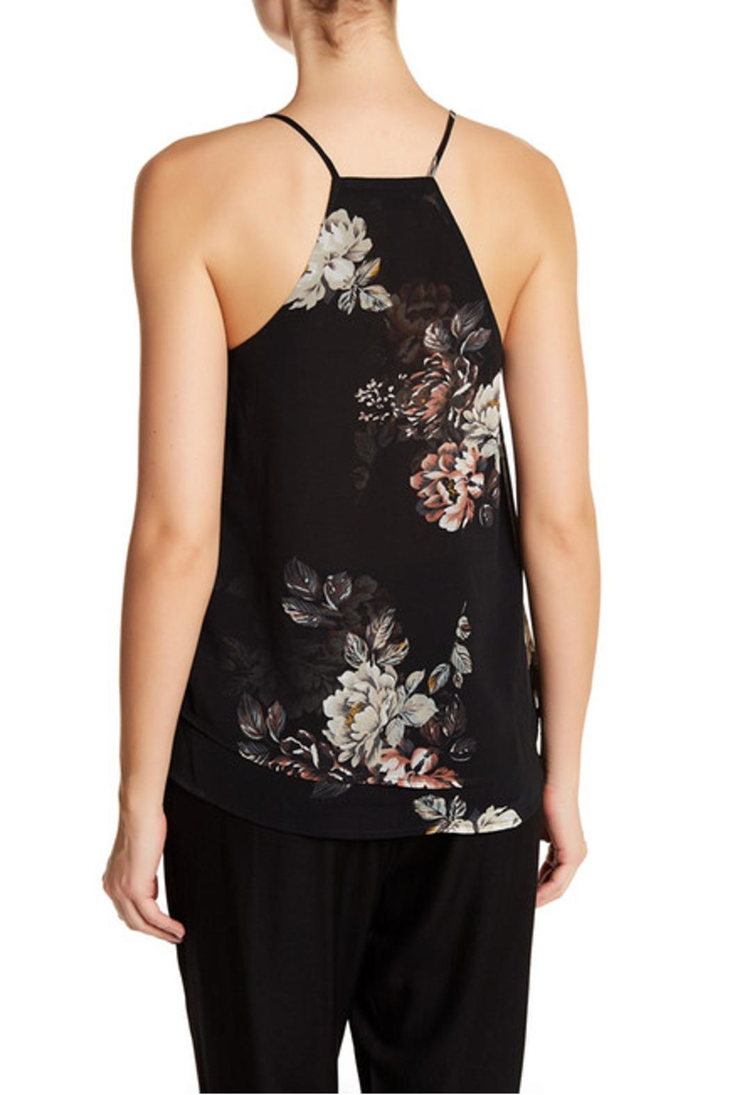 Dex Floral Print Cami - Front Full Image
