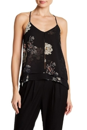 Dex Floral Print Cami - Front cropped