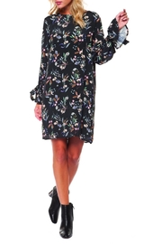 Dex Floral Print Dress - Product Mini Image