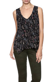 Dex Floral Sleeveless Top - Product Mini Image