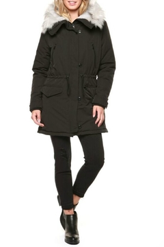 Dex Furry Hooded Parka - Product List Image