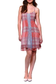 Dex Geo Print Frock - Product Mini Image