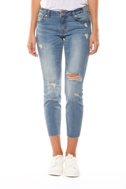 Dex Girlfriends Jeans - Front cropped