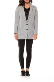 Dex Grey Boyfriend Blazer - Product Mini Image