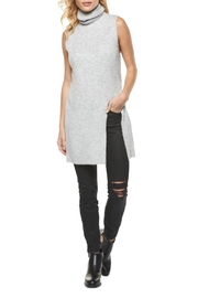 Dex Hi-Slit Tank Sweater - Product Mini Image