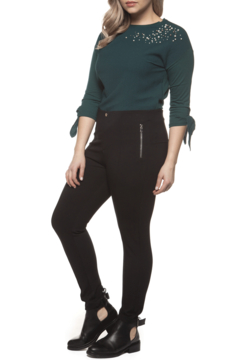 Shoptiques Product: High Waisted Black Pants