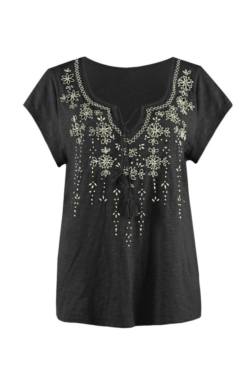 Dex Hippie Embroidered Top from Long Island by InMotion ...