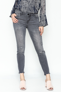 DEX Jeans Madison Skinny Cropped Jeans - Product List Image