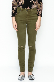 DEX Jeans Sydney Distressed Jeans - Side cropped
