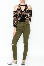 DEX Jeans Sydney Distressed Jeans - Front full body