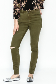 DEX Jeans Sydney Distressed Jeans - Product Mini Image
