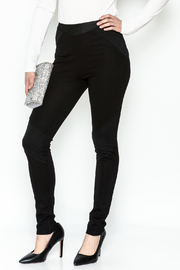 Dex Knee Detailed Leggings - Product Mini Image