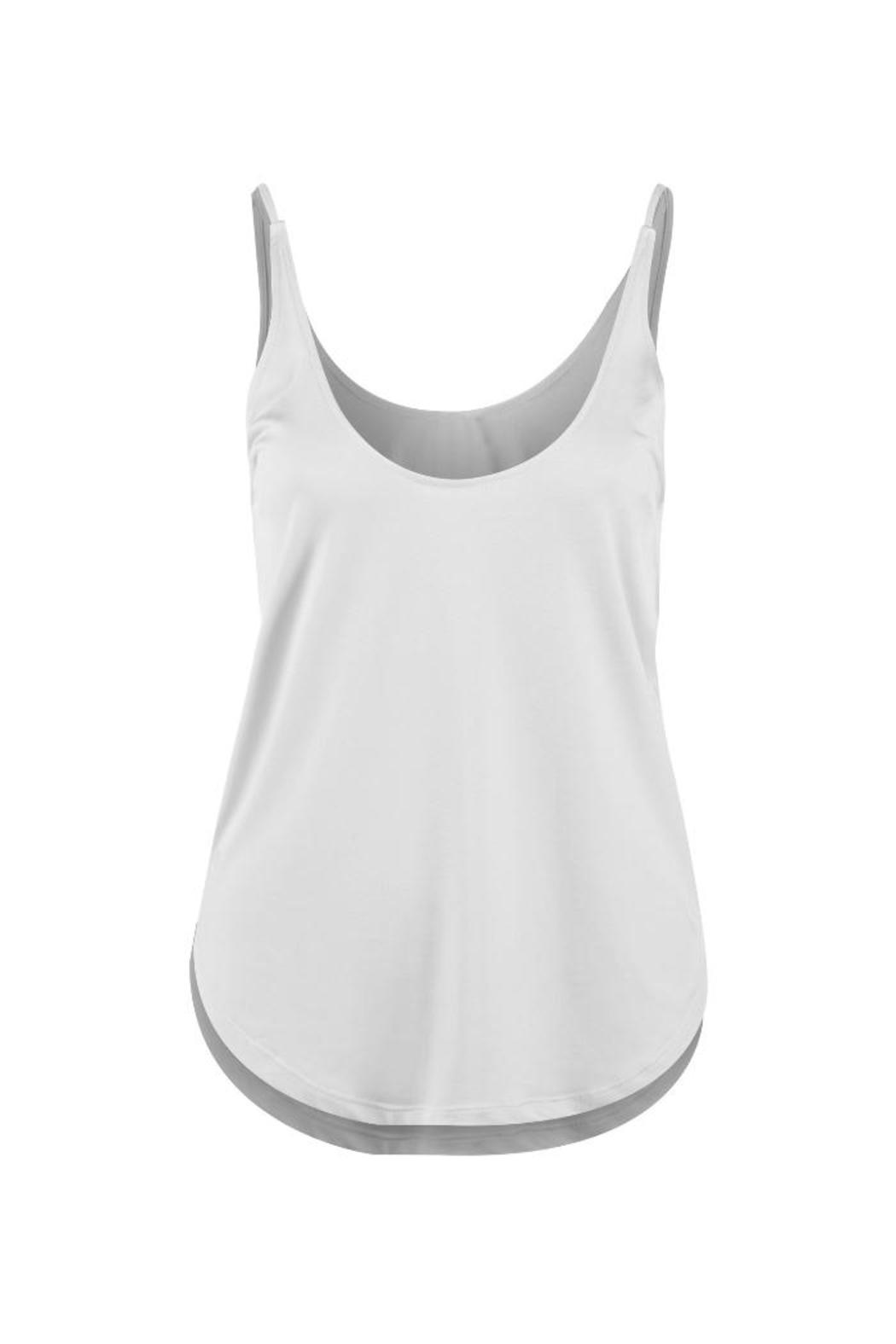 Dex Knit Cami Tank - Front Cropped Image