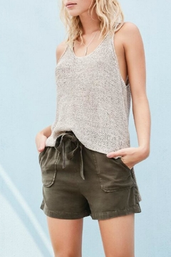 Shoptiques Product: Knit High-Lo  Tank